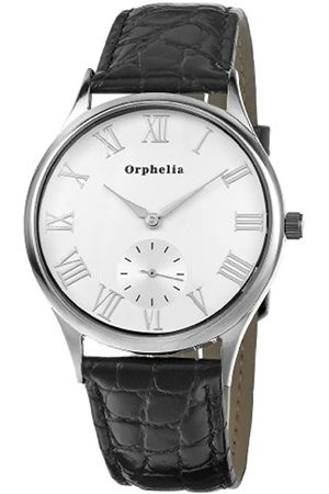 ORPHELIA Men's Watch Analogue XL Leather OR22670214 Quartz