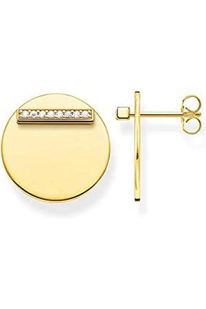 Thomas Sabo Women Sterling silver Cubic Zirconia Dangle & Drop Earrings - H2096-414-14