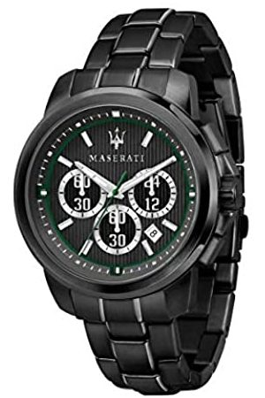 Maserati Men's Watch, Royale Collection, Quartz Movement, Chronograph