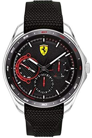 Scuderia Ferrari Men's Analogue Quartz Watch with Silicone Strap 0830683