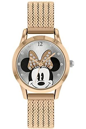 Disney Unisex Adult Analogue Classic Quartz Watch with PU Strap MN8070