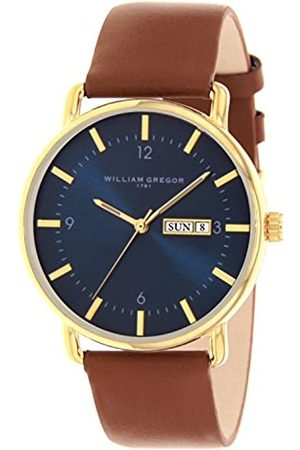 WILLIAM GREGOR Men's Watch BWG10001G-113