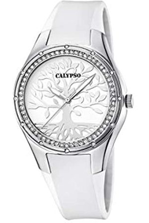 Calypso Women's Analogue Analog Quartz Watch with Plastic Strap K5721/A