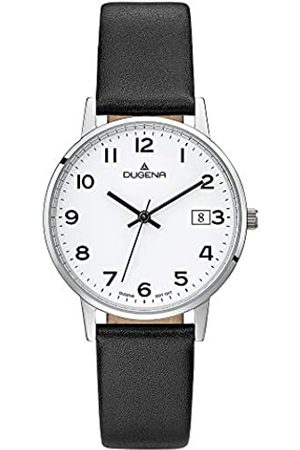 DUGENA Men's Analogue Quartz Watch with Leather Strap 4460738