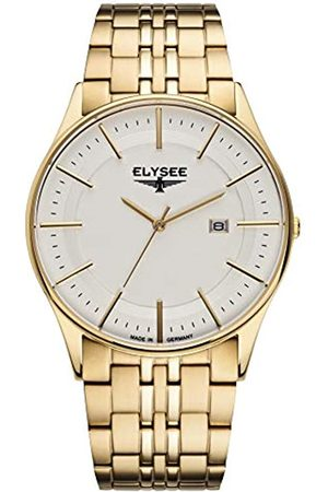 ELYSEE Unisex Adult Analogue Quartz Watch with Stainless Steel Strap 83016