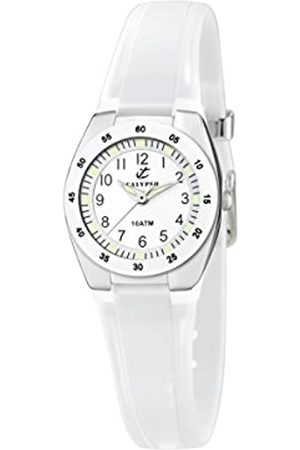 Calypso Women's Quartz Watch with Dial Analogue Display and Plastic Strap K6043/A