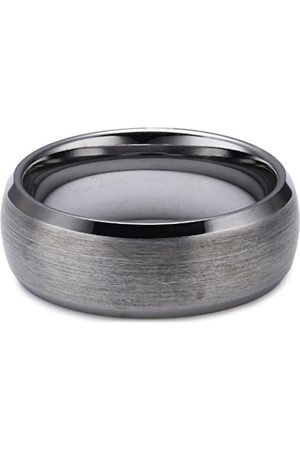 CORE Wedding RingTungsten Carbide8Mm Band Width - Size K