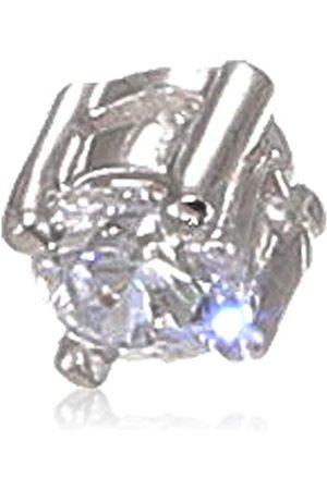 TOUS Women's 925 Sterling /White Zirconium oxide