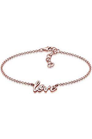 Elli Women's 925 Sterling Silver Strand Bracelet 0210191617_16 - 16cm length