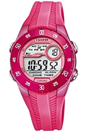Calypso Unisex-Adult Digital Quartz Watch with Plastic Strap K5744/2