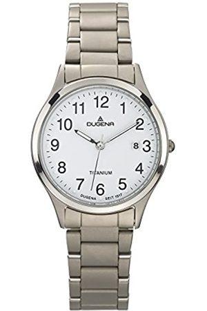 DUGENA Classic Gents Watch Quartz Watch with Metal Strap 4460328