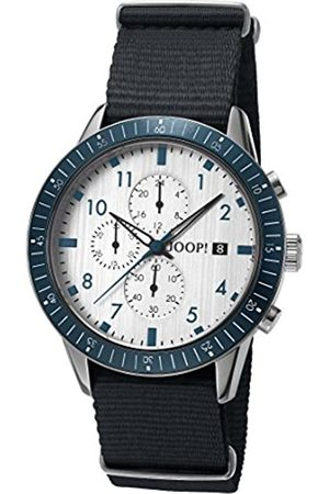 JOOP! Men's Chronograph Quartz Watch with Nylon Strap JP101881004