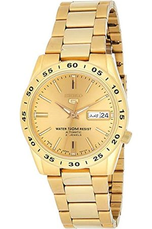 Seiko Men's Automatic Watch with Dial Analogue Display and Stainless Steel Bracelet SNKE06K1