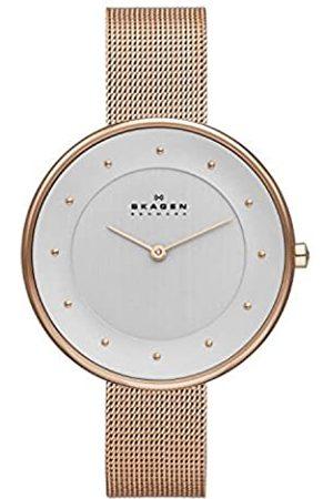 Skagen Rose Gold Mesh Women's Watch (SKW2142 )