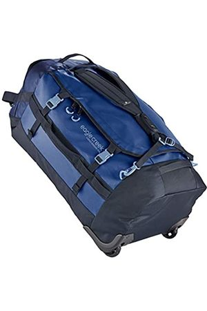 Eagle Creek Cargo Hauler Wheeled Duffel Bag 130L, Split Roller Bag, Foldable Travel Bag with Wheels, Weather and Abrasion Resistant TPU Fabric, with Backpack Straps, in Arctic