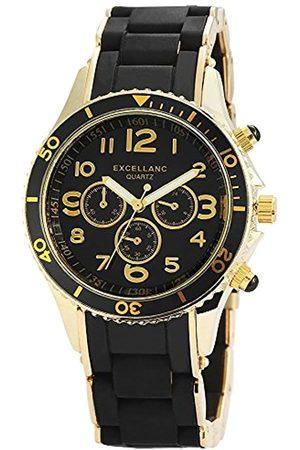 Excellanc Women's Quartz Watch 150901000001 with Metal Strap