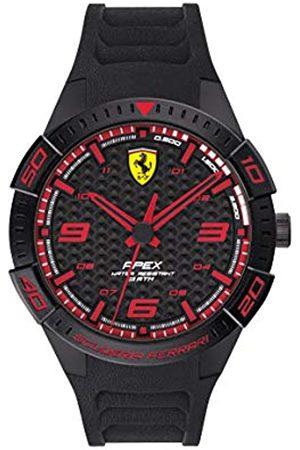 Scuderia Ferrari Men's Analogue Quartz Watch with Silicone Strap 0830662