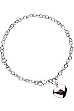 Child's Birth Charm Genuine Garnet