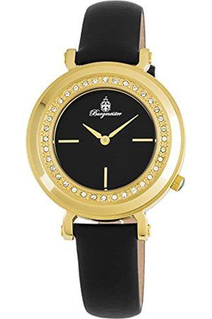 Burgmeister Women's Analogue Quartz Watch with Leather Strap BM809-222