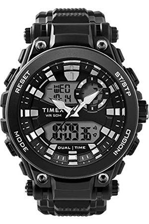 Timex Men's DGTL 50 mm Resin Strap Ana-Digi Watch TW5M30600