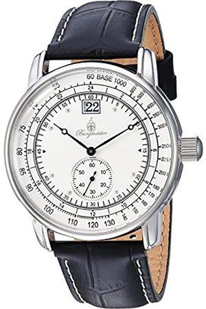Burgmeister Men's Analogue Quartz Watch with Leather Strap BM333-182