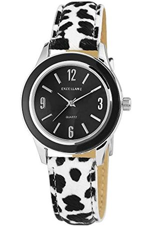 Excellanc Womens Analogue Quartz Watch with Leather Strap 1.95022E+11
