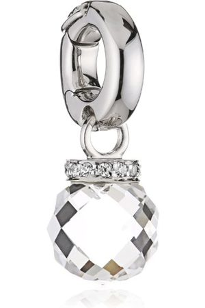 Viventy 765712 Women's Pendant 925 Sterling and 14 Rock Crystal Zirconia