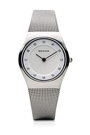 Bering Womens Analogue Quartz Watch with Stainless Steel Strap 11927-000