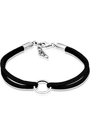 Elli Women's 925 Sterling Strand Bracelet 0208313117_16 - 16cm length