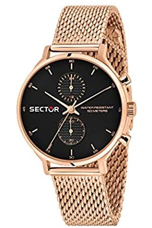 Sector No Limits Mens Analogue Quartz Watch with Stainless Steel Strap R3253522002