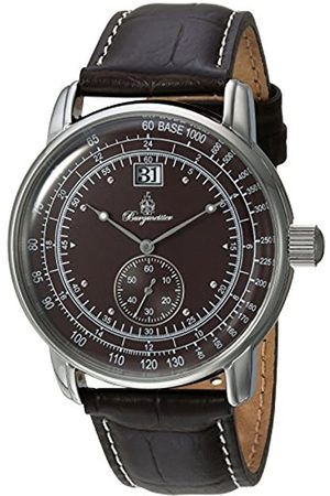Burgmeister Men's Analogue Quartz Watch with Leather Strap BM333-195