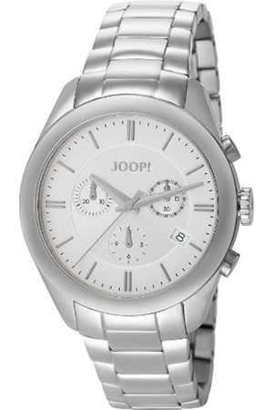 JOOP! Joop Aspire Chrono Men's Quartz Watch with Dial Chronograph Display and Stainless Steel Bracelet JP101042F10