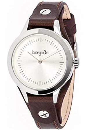 Berydale Bery Dale Ladies Watch with Leather Band Quartz Movement BD703 One