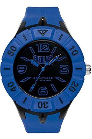 Everlast Unisex Adult Analogue Quartz Watch with PU Strap EVER33-217-007