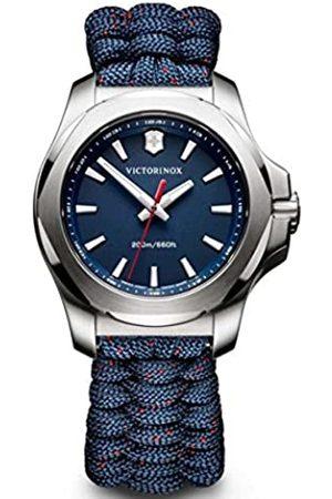 Victorinox Womens Digital Quartz Watch with Textile Strap 241770
