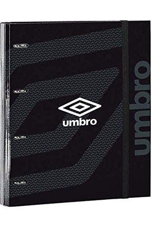 Safta Umbro Official 4-Ring Binder, 30 mm