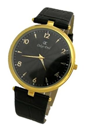 Oskar Emil Vienna Gold Gents Ultra Thin Watch