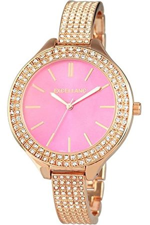 Excellanc Women's Quartz Watch 152835600017 with Metal Strap