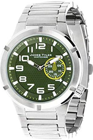 James Tyler Men's Watch, Quartz Movement