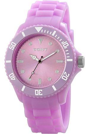 Cont. CONT Men's Quartz Watch RP3458390003 RP3458390003 with Rubber Strap
