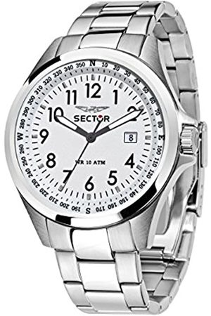 Sector Men's Analogue Quartz Watch with Stainless Steel Strap R3253180001