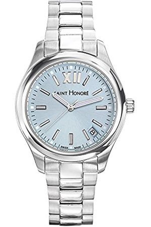 Saint Honore Women's Analogue Quartz Watch with Stainless Steel Strap 7611451LDIN