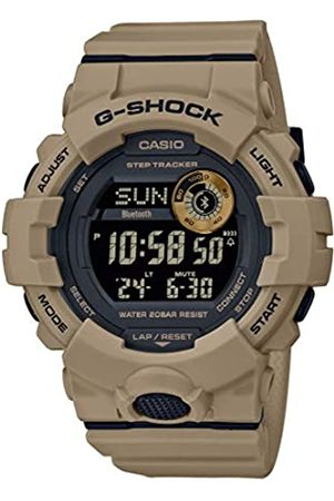 Casio Mens Digital Quartz Watch with Plastic Strap GBD-800UC-5ER