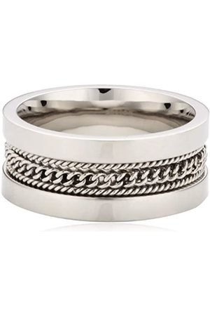 Sector Men's Ring Stainless Steel Crystal SZT05023 Basic