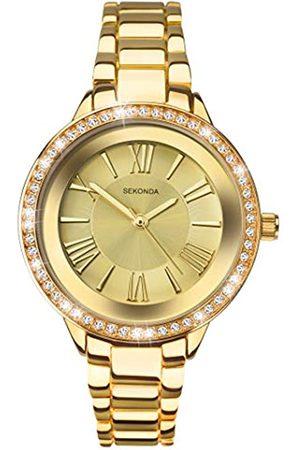 Sekonda Womens Analogue Classic Quartz Watch with None Strap 2498