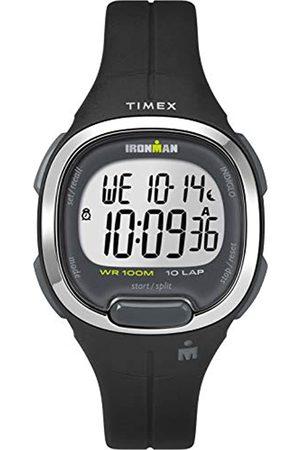 Timex Women's Ironman Transit 33 mm Mid-Size Resin Strap Watch TW5M19600