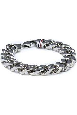 Tommy Hilfiger Men's Stainless-Steel Chain Bracelet