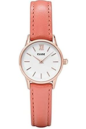 Cluse Women's Analogue Quartz Watch with Leather Strap CL50025