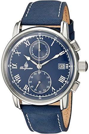 Burgmeister Men's Chronograph Quartz Watch with Leather Strap BM334-133