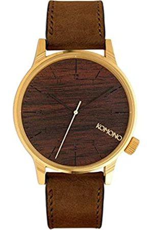 Komono Men's Analogue Quartz Watch with Polyurethane Strap – KOM-W2021